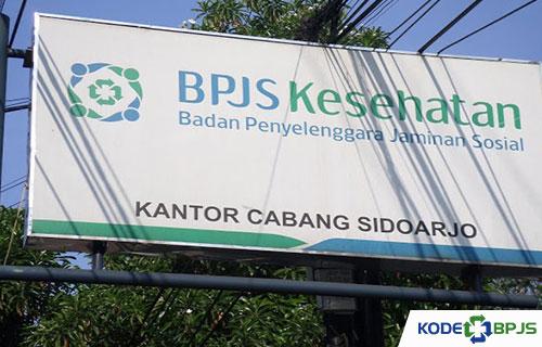 Alamat Kantor BPJS Kesehatan Sidoarjo