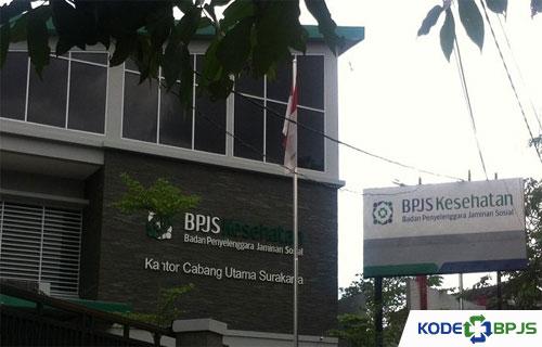 BPJS Kesehatan Surakarta