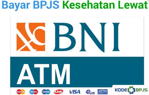 Cara Bayar Denda BPJS Kesehatan Via ATM BNI