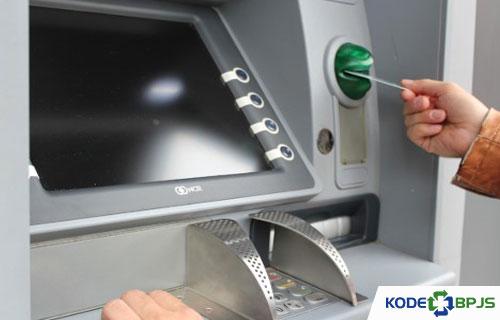 Cara Cek Tagihan melalui ATM