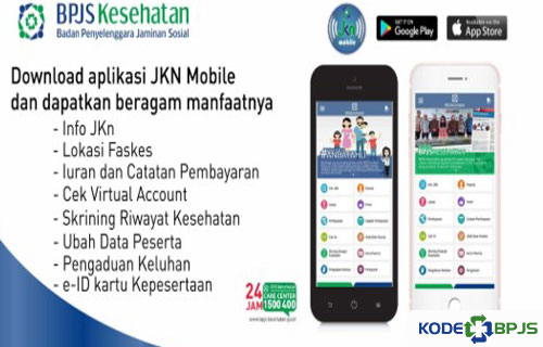 Cara Cek Tagihan melalui Aplikasi Mobile JKN