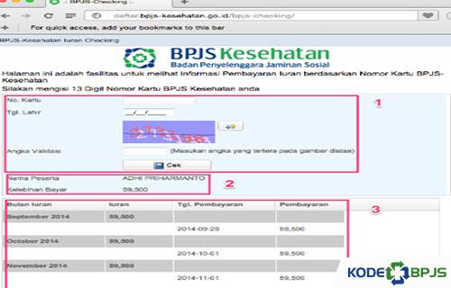 Cara Mengecek Tunggakan BPJS Kesehatan Online