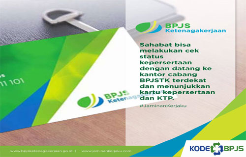 Cek Status Kartu BPJS Ketenagakerjaan