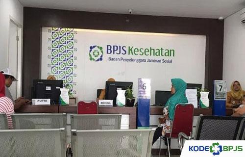 Kantor BPJS Kesehatan 1