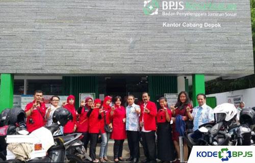 Kantor BPJS Kesehatan Depok