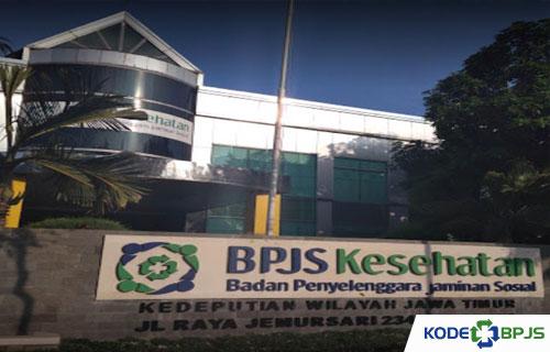 Kantor BPJS Kesehatan Kedeputian Wilayah Jawa Timur