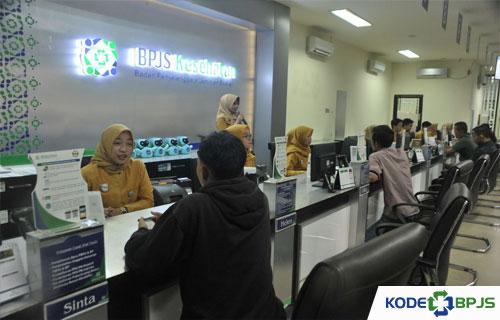 Kantor BPJS Kesehatan Surabaya