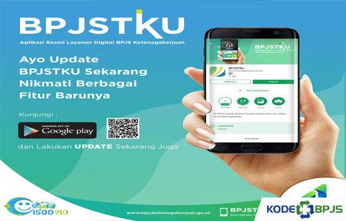 Update Aplikasi BPJSTK