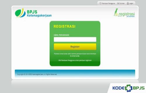 Cara Mencetak Kartu via Website BPJS Ketenagakerjaan
