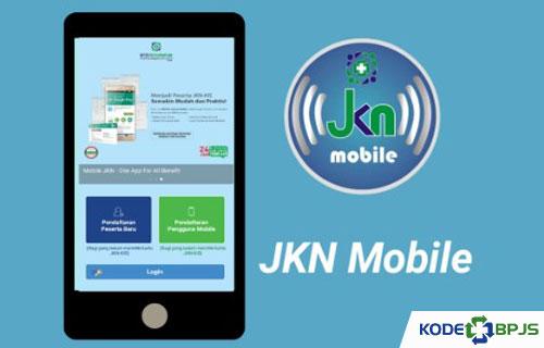 Cek KIS via Mobile JKN