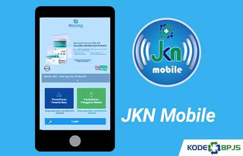 3. Cara Cek Tunggakan BPJS Kesehatan Via Aplikasi Mobile JKN