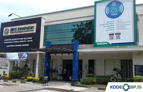 Kantor BPJS Kesehatan Medan