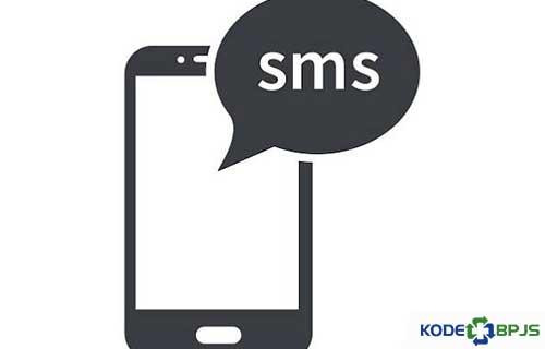3. Cara Mengecek Pembayaran BPJS Kesehatan lewat SMS Gateaway