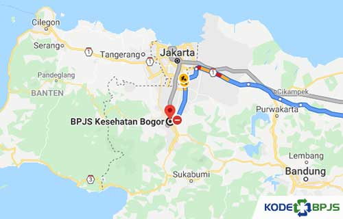 Alamat Kantor BPJS Ketenagakerjaan Bogor