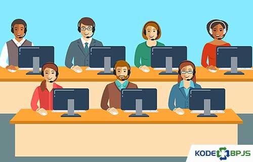 Call Center Kantor BPJS Ketenagakerjaan