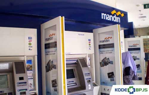 Cara Bayar BPJS Lewat ATM Mandiri Terlengkap