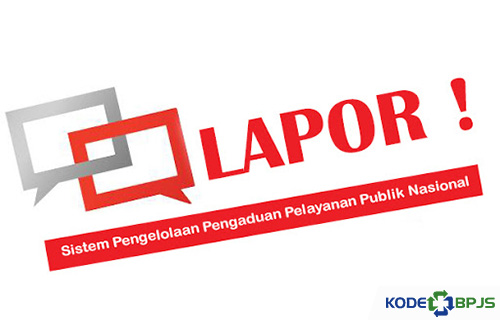 Ajukan Pengaduan di Situs Lapor.go .id