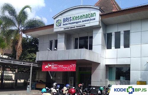 Kantor BPJS Kesehatan Yogyakarta