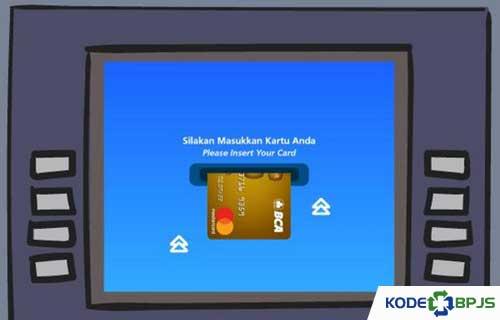 Cara Bayar BPJS Lewat ATM BCA Terbaru