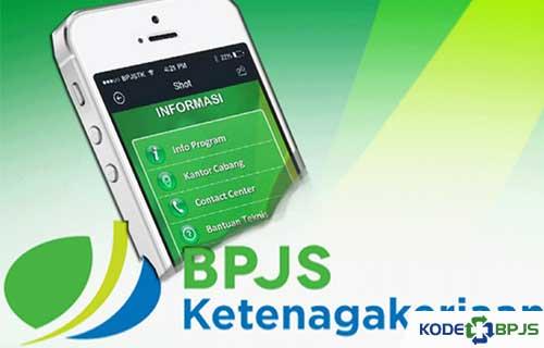 Cek Saldo BPJS via Aplikasi BPJSTK Mobile