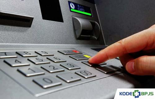 Cek Saldo Lewat ATM