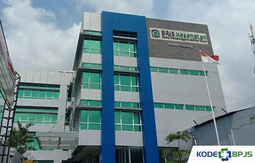 Kantor BPJS Kesehatan Jakarta Barat