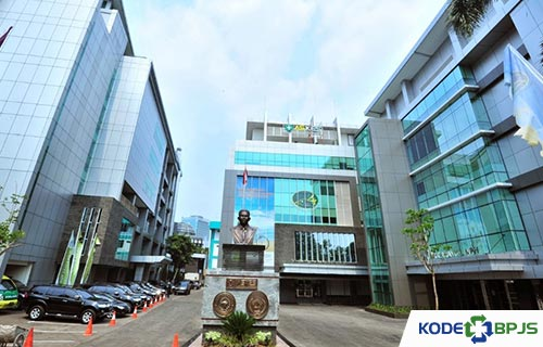Kantor Bpjs Kesehatan Jakarta Pusat Alamat Dan Telepon Kodebpjs