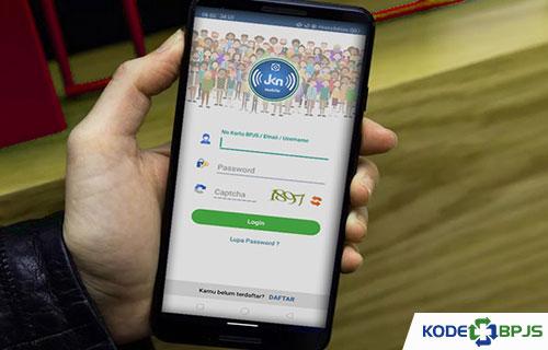Cara Login JKN Mobile Terbaru