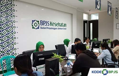 Kantor BPJS Kesehatan Cilegon