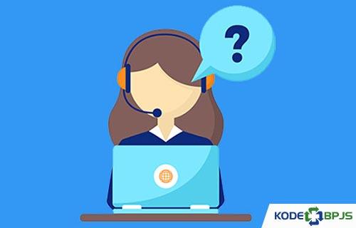 Cara Hapus Akun dengan Hubungi Call Center BPJSTKU
