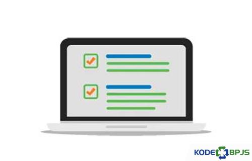 Isi Formulir Pendaftaran Antrean Online
