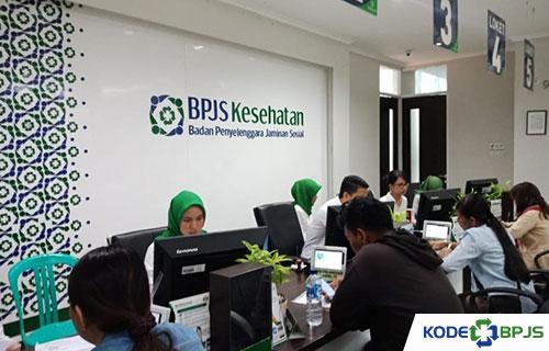 Datang ke Kantor BPJS