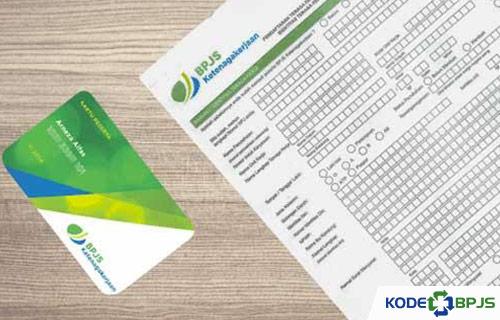 Formulir Pengajuan Klaim JHT atau Formulir 5 F5 BPJS Ketenagakerjaan
