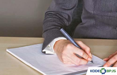 Contoh Surat Pernyataan Tidak Ikut BPJS Ketenagakerjaan Terbaru