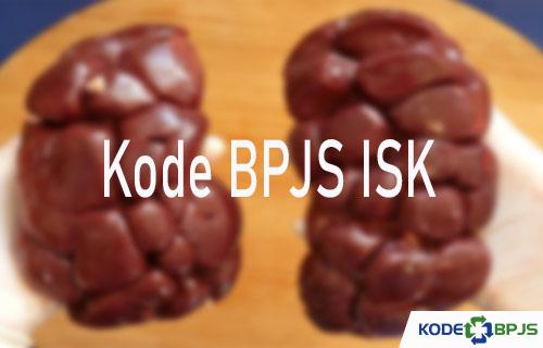 Kode BPJS ISK