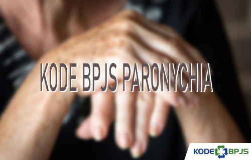 Kode BPJS Paronychia
