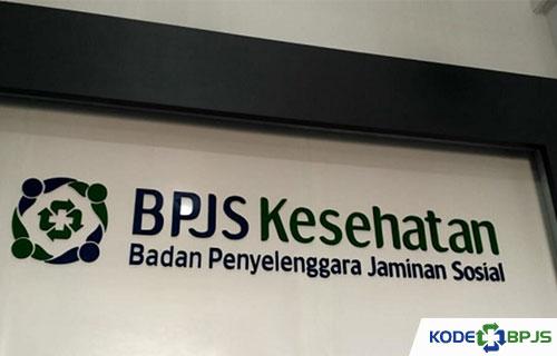Kode Kecamatan BPJS