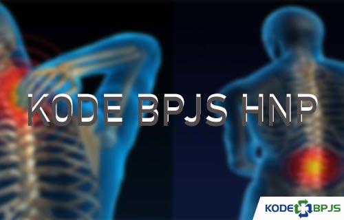 Kode BPJS Hernia Nukleus Pulposus
