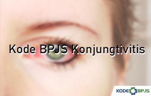 Kode BPJS Konjungtivitis