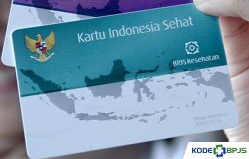 Ukuran Kartu Indonesia Sehat