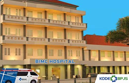1. Bali International Medical Center BIMC