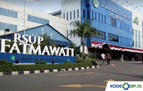 10. Rumah Sakit Umum Pusat Fatmawati