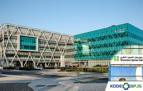 12. Wooridul Spine Hospital Seoul