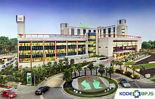 5. Fortis Hospital India
