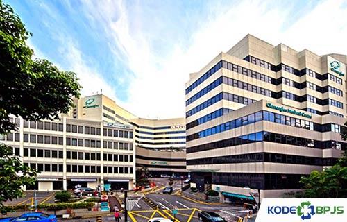 6. Gleneagles Singapura