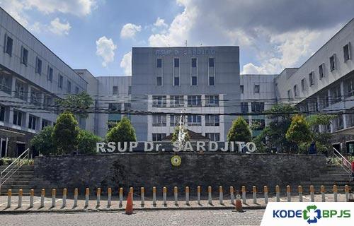 9. Rumah Sakit Umum Dr. Sardjito