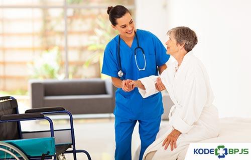 Perawat perawatan rumah