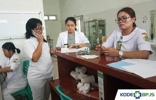 Perawat di Puskesmas