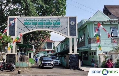 Rumah Sakit Umum Daerah Sayang