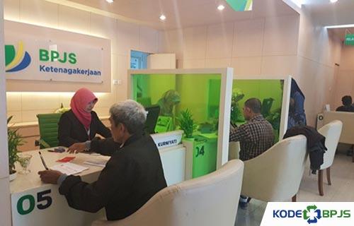 BPJS Ketenagakerjaan Tangerang Selatan